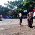 SMA 5 Gelar Upacara Hari Pahlawan