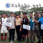 Final Liga Pelajar, 2 Tim MAN 2 Berebut Piala