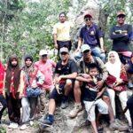 FKGO Kota Bima Bersih-Bersih Situs Wadu Ntanda Rahi