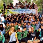 Kurangi Kecanduan Gadget, Forum Anak Hidupkan Permainan Tradisional