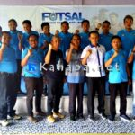 Pengurus Asosiasi Futsal Kota Bima Dilantik