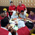 Tingkatkan Kapasitas Tim Medis Bencana, PKU Muhammadiyah Bima Gelar Geladi Posko