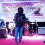 Konser Amal, Musisi Bima Galang Dana untuk Kenzo