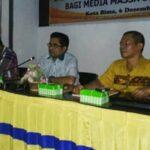 Penyeragaman Informasi, KPU Sosialisasi Penyelenggaraan Pilkada Kota Bima untuk Media