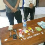 2 Orang Terduga Bandar Narkoba Diciduk