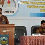 Kepala LPMP NTB: Hanya Dengan Pendidikan Terwujudnya Perubahan dan Peradaban