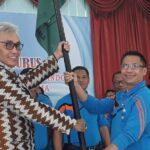 Feri Sofiyan Dilantik Jadi Ketua Pordasi Kota Bima