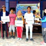 Turnamen Voli dan Futsal STIE Bima Berakhir, Firdaus: Mahasiswa Perlu Diberi Ruang Untuk Berprestasi