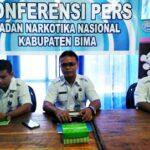 Tahun 2017, BNNK Bima Rehab 47 Pecandu Narkoba