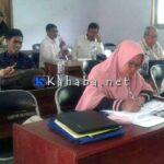 Dinas Dikbudpora Monev Penggunaan Dana BOS di Kecamatan Bolo dan Soromandi