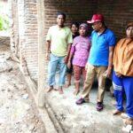 Ketua PKPI dan Tim Salut Bantu Korban Tanah Longsor