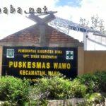 Rehab PKM Wawo tak Kunjung Usai, Pelayanan Pun Terganggu