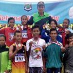 Kejurda Atletik Tingkat NTB, Kota Bima Juara Umum