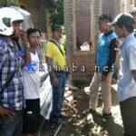 Program Bedah Rumah di Desa Rada Mandek, Pemerintah Turun Tinjau