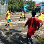 POMSTI Adakan Lomba Voli dan Futsal