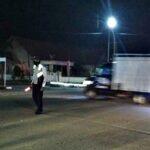 Uji Coba Jalan Satu Arah, Personil Gabungan Jaga Siang-Malam