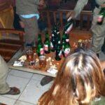 Operasi Cipta Kondisi, Polisi Amankan Miras di Kafe
