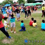Senam Sehat Lutfi-Feri di Melayu, Meriah