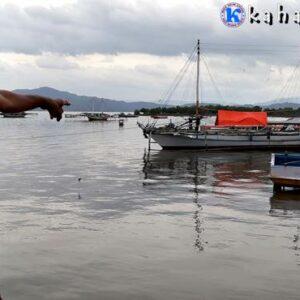 Gelombang Tinggi, Nelayan di Bajo Takut Melaut