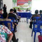 Dinas Perkim Sosialisasi Perda Nomor 3 Tahun 2015 di Bolo