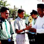 Upacara HAB ke-72, H Munir: Mari Tebarkan Kedamaian di Bumi
