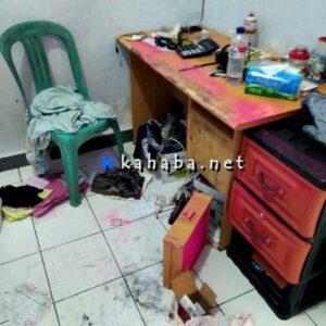 5 Kamar Kos di Kelurahan Santi Dibobol Maling