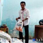 Lurah Tanjung Diduga Politisir Pembagian Beras untuk Kepentingan Pasangan Calon