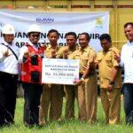 PT PLN Wilayah NTB Salurkan Bantuan Banjir di Bima