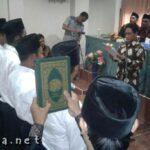 38 PPL Dilantik, Panwaslu Ingatkan Jaga Integritas