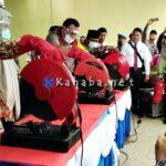 Kapolda dan Bupati Bima Musnahkan Senpi Rakitan dan Knalpot Racing