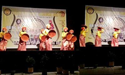 SMPN 4 Bolo Sabet Juara II Festival Tari Kreasi Tradisional