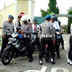 Polisi Razia Polisi, Belasan Abdi Negara Ini Ditindak