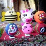 Produk BBR Art Tembus Pasar Nasional, Omset Sebulan Capai Rp10 Juta