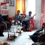 SK Keluar, Hanura Rapat Pemantapan Deklarasi Lutfi – Feri