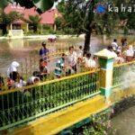 SD Inpres Sanolo Digenangi Air, KBM Terganggu