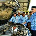 Dahlan Ingatkan Pejabat Tak Gunakan Randis di Luar Jam Dinas