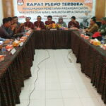 KPU Tetapkan Paslon Walikota dan Wakil Walikota Bima