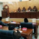 Dewan Gelar Paripurna Pemberhentian Feri Sofiyan Sebagai Anggota DPRD Kota Bima