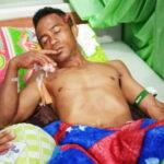 Keluarga Korban Pembacokan di Riamau Minta Pelaku Dihukum Berat
