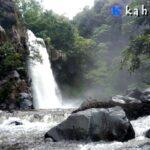 Pesona Air Terjun Bidadari, Spot Wisata Menakjubkan di Kaki Gunung Tambora