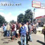 Aksi Tolak Alfamart di Bolo Kembali Muncul