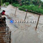 Langganan Banjir, Warga Minta Pemdes Tumpu Tidak Tutup Mata