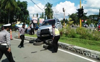 Kecelakaan Maut di Lampu Merah Gunung Dua Renggut Nyawa Siswi