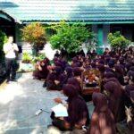 BMKG Bima Sosialisasi Meteorologi, Klimatologi dan Geofisika ke Pelajar