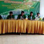 Konfercab GP Ansor, Kurnia Terpilih Aklamasi
