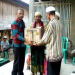 Nazamuddin Bantu Mesin Air Untuk Warga Wangge Kelurahan Oi Fo'o