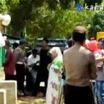 PMDW Demo Pemdes Woro Karena Tertutup Kelola Dana Desa