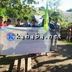 Pemuda Tarlawi Aksi di Kantor Desa, Desak Sekdes Dipecat