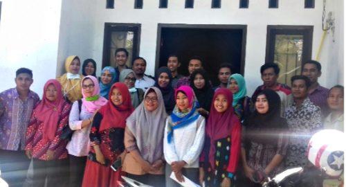 DPD PPNI Pilih Pengurus GNPHI Korda Kota Bima