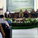 2 Tahun Pimpin Bima, Dinda – Dahlan Gelar Seminar Nasional